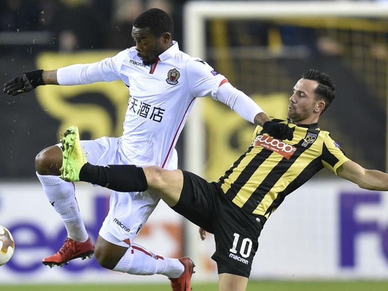 Vitesse-Nice 1-0, défaite sans conséquence pour Nice
