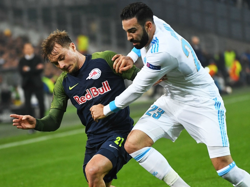Marseille-RB Salzbourg 0-0, l'OM passe par la petite porte