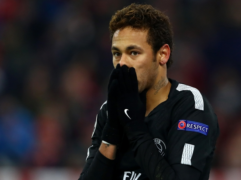 Neymar's €222m test against Real & Ronaldo to prove he's the world's best