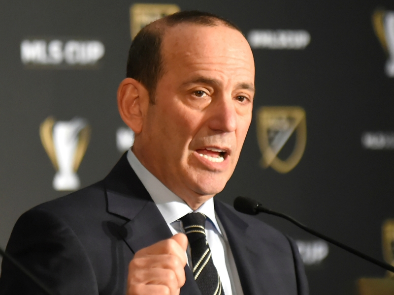 MLS State of the League: Garber on Columbus relocation talks, Beckham's Miami bid and more
