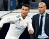 Zinedine Zidane: Tak Ada Real Madrid Tanpa Cristiano Ronaldo