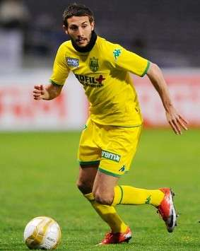 Ligue 2 : Djamel Abdoun (FC Nantes)
