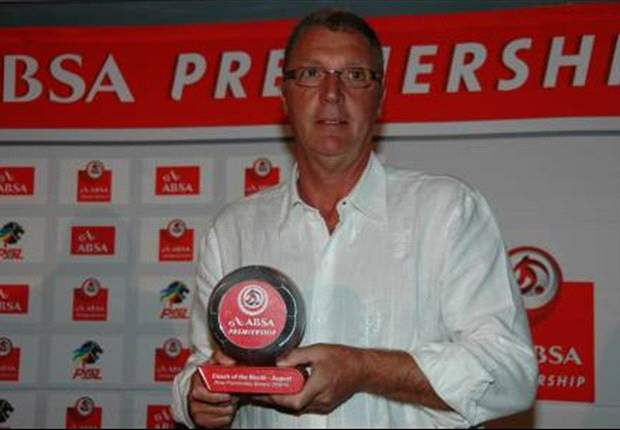 Orlando Pirates Coach Ruud Krol Not Getting Overconfident