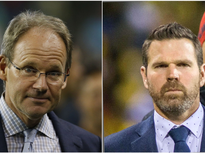 Rising American coaching stars Schmetzer and Vanney set to match wits in MLS Cup final