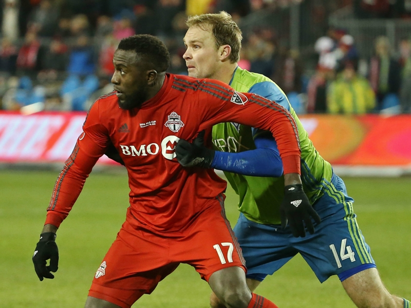 LIVE: Toronto FC vs Seattle Sounders
