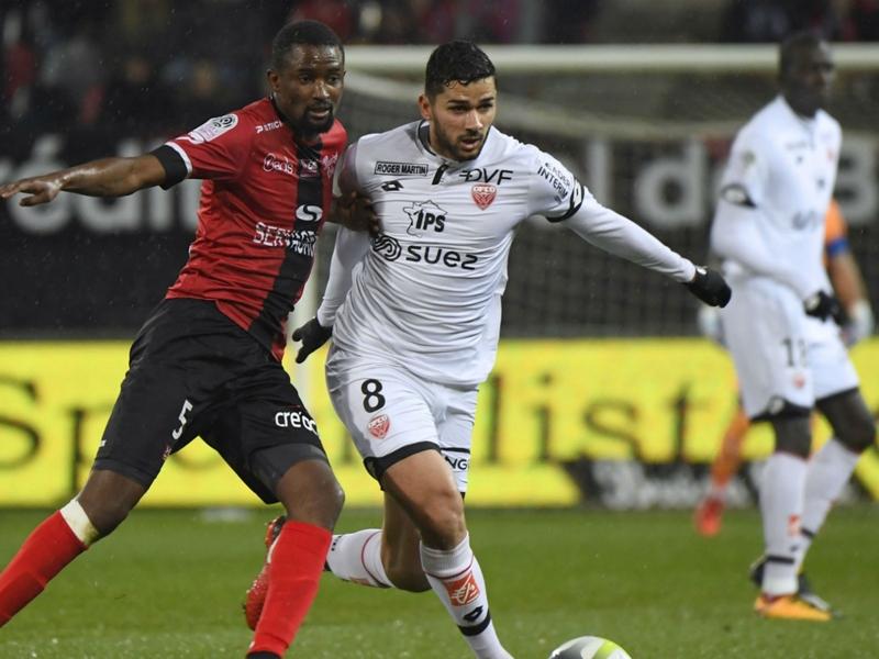 Guingamp-Dijon 4-0, Guingamp se révolte contre le DFCO