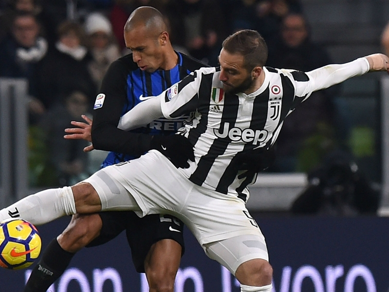 Juventus 0 Inter 0: Nerazzurri stay top as Derby d'Italia ends in stalemate
