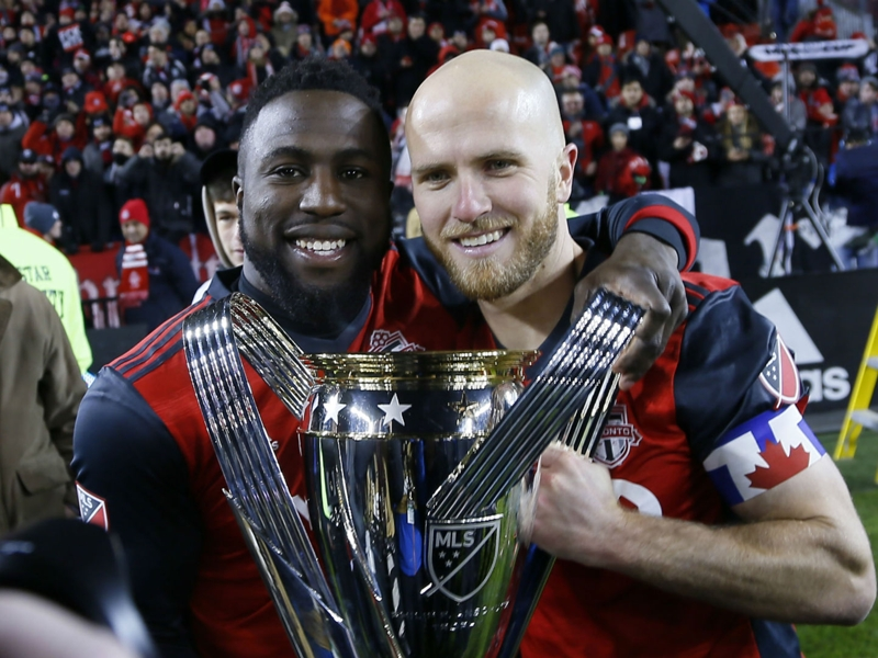 Bradley and Altidore earn redemption together in lifting first MLS Cup title