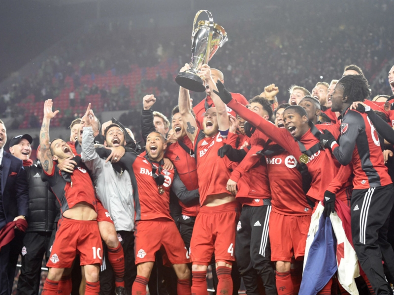 MLS Cup crown caps Toronto FC's transformation from joke to juggernaut