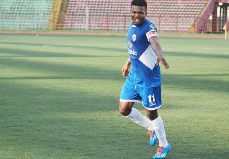 Eduok targets more goals for Eagles