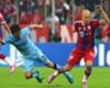 'Robben as good as Messi & Ronaldo'