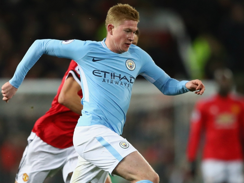 De Bruyne: Man City can't get complacent