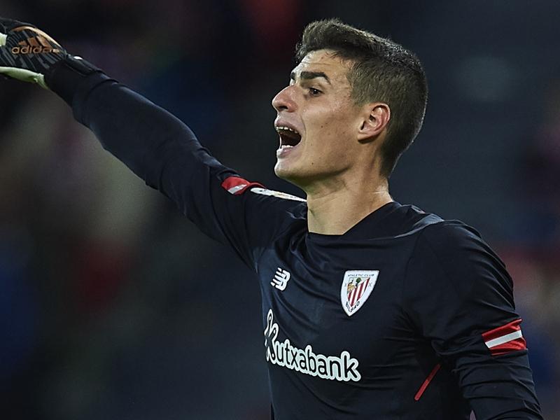 Kepa prolonge à Bilbao
