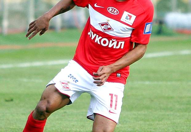 Six-match ban for Spartak Moscow's Welliton for rash challenge on CSKA Moscow's Igor Akinfeev