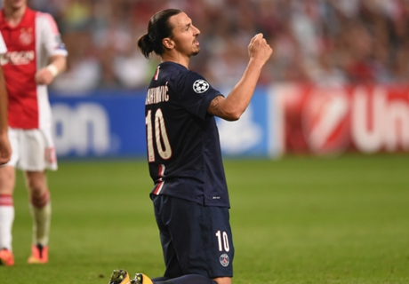 Okocha: PSG can't rely on Ibra in UCL