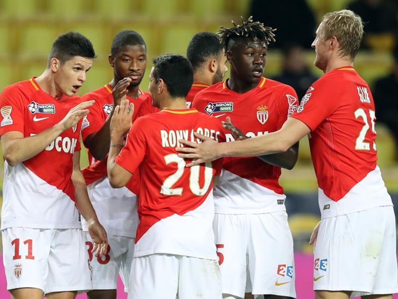 Coupe de la Ligue - Monaco-Caen 2-0, l'ASM au rendez-vous des quarts