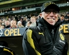 Borussia Dortmund manager Peter Stoger.