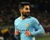 Manchester City midfielder IIkay Gundogan