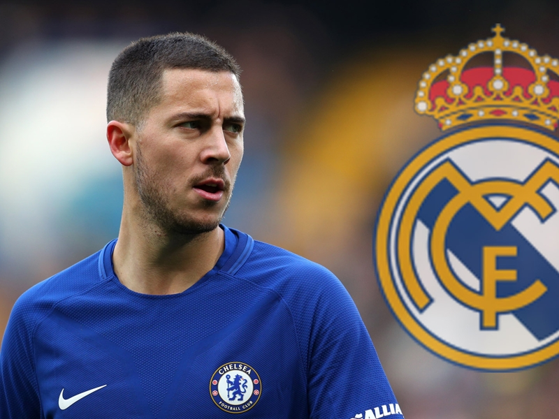 Madrid-linked Hazard isn't bigger than Chelsea and can be replaced, says Desailly