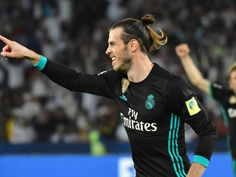 VIDEO: Bale scores with first touch to send Real Madrid to Club World Cup final