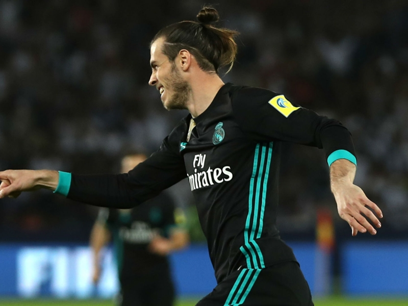 Al Jazira 1 Real Madrid 2: Bale spares Spanish blushes at Club World Cup