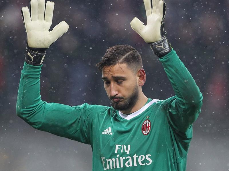 """Calciomercato Milan, Donnarumma: """"Futuro? Ci pensano Raiola e il club"""""""