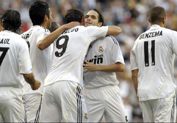 Real Madrid 5-0 Xerez: Ronaldo Nets Twice In Easy Win For Los Blancos