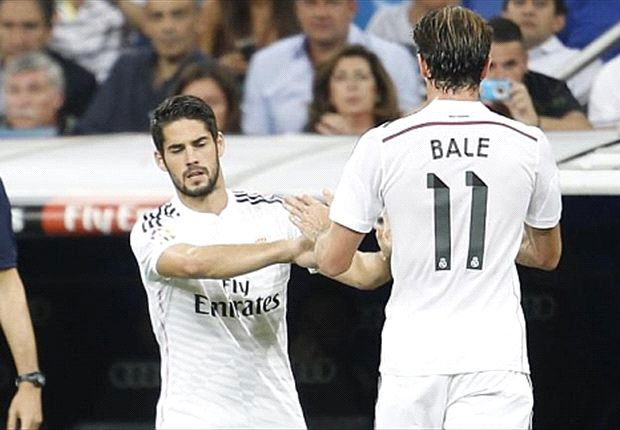 Image result for Bale and Isco