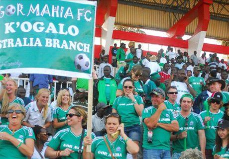 Gor Mahia to face Madagascar opponent