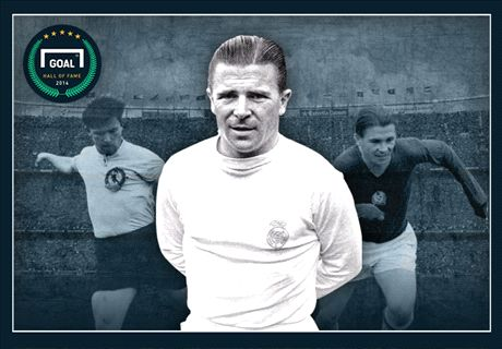 'Puskas belongs to realm of dreams'
