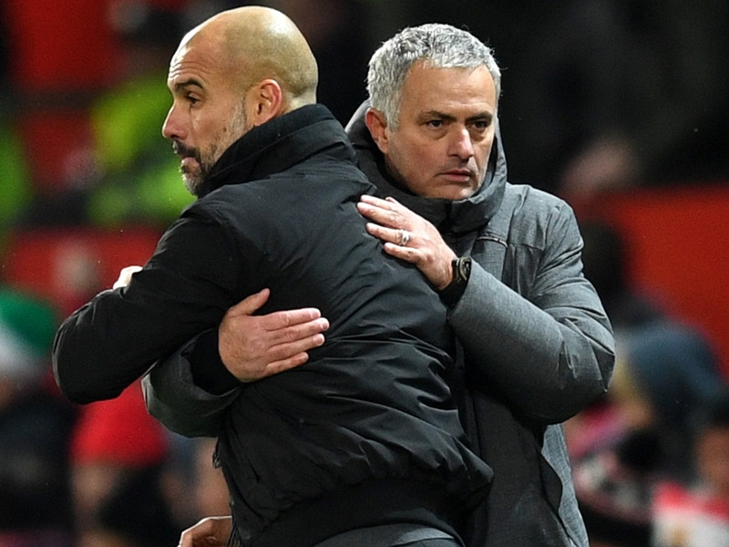 'Man United are a big team in defeat' - Mourinho takes aim at City after Wigan brawl