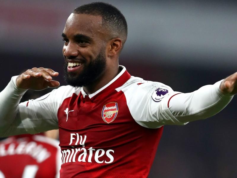 Arsenal-Crystal Palace 4-1, Lacazette et les Gunners se révoltent