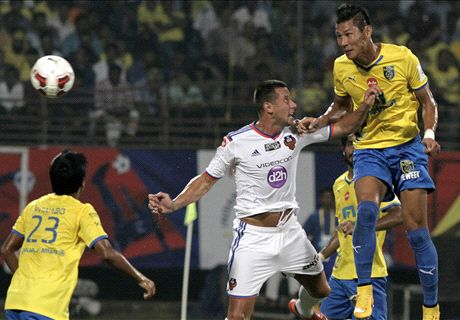LIVE: FC Goa - Kerala Blasters