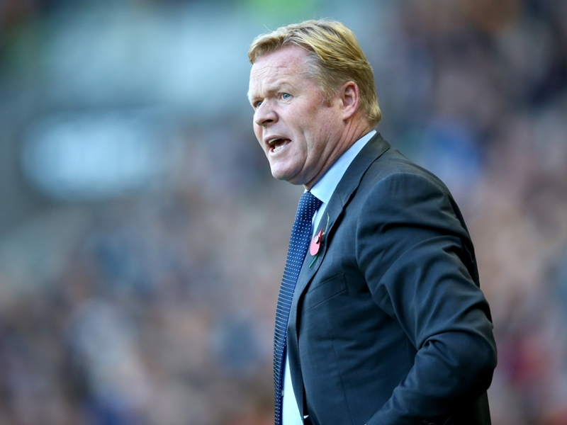 Koeman: Southampton aiming for European qualification