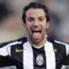 Selebrasi khas Del Piero yang ditiru striker Arema Cronus, Samsul Arif