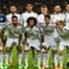 Formación inicial del Real Madrid ante el Liverpool