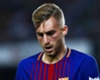 Barcelona's Deulofeu in doubt for Clasico after training injury