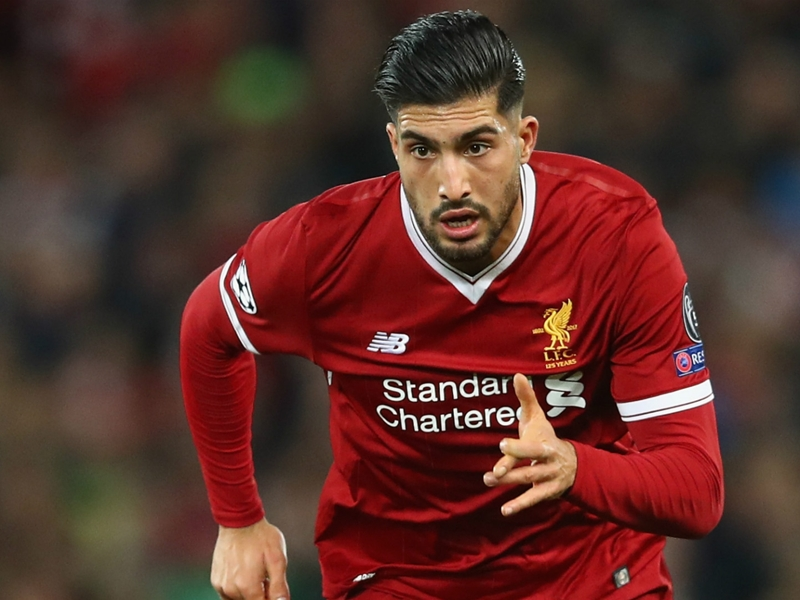 'His heart isn't at Liverpool' - Klopp urged by Aldridge to snub want-away Emre Can