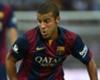 Barça : Rafinha forfait entre 7 et 10 jours