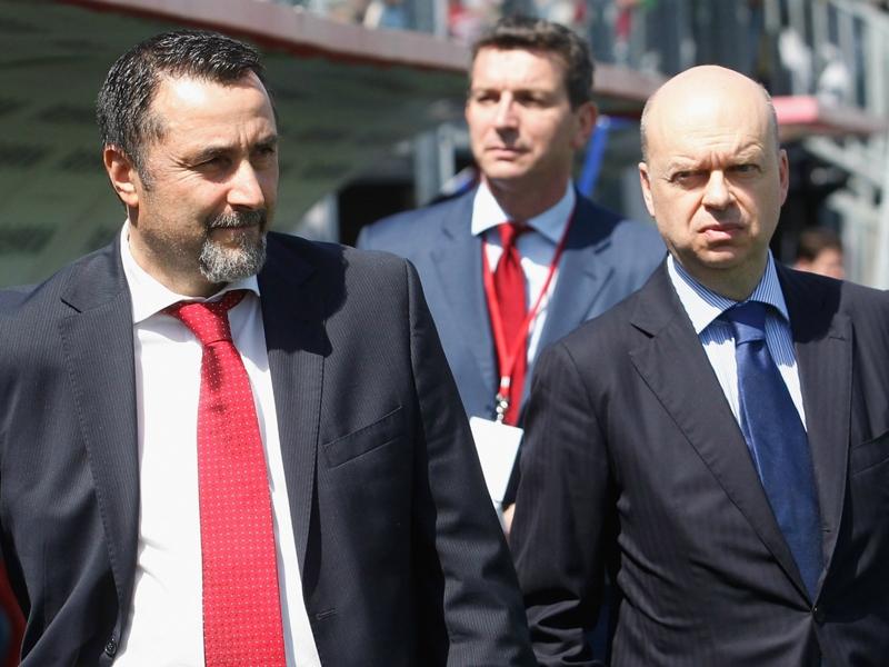 Milan, Elliott pensa a un addio soft per Fassone e Mirabelli