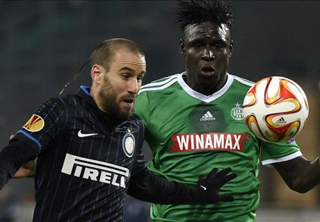 Player Ratings: Saint-Etienne 1-1 Inter