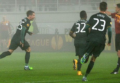 Player Ratings: Astra 1-1 Celtic