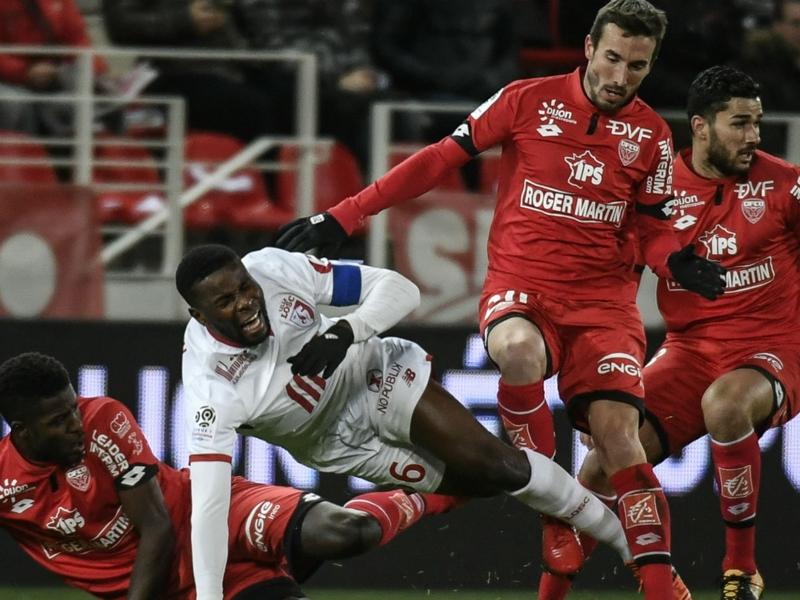 Dijon-Lille 3-0 - Un DFCO épatant coule le LOSC