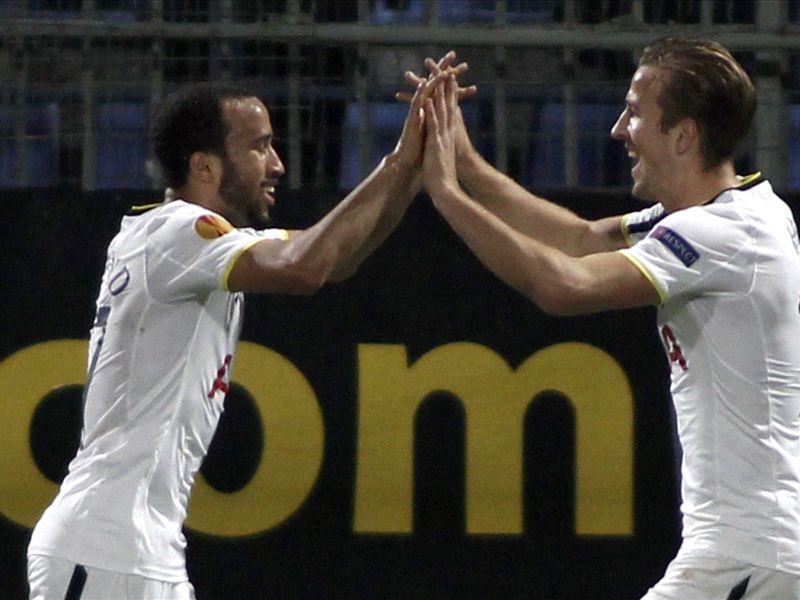 Asteras Tripolis 1-2 Tottenham: Kane continues prolific form