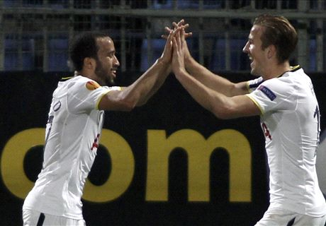 Match Report: Asteras 1-2 Tottenham