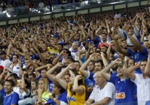 A torcida do Cruzeiro vive a expectativa de mais uma conquista