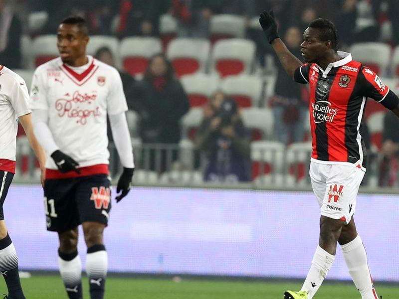 Nice-Bordeaux 1-0, Nice enfonce Bordeaux et poursuit son redressement