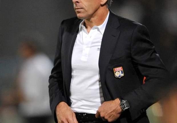 Ligue 1, OGCN - Puel : « Un coup d'arrêt »
