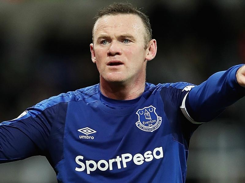 Tim Howard: Having Wayne Rooney makes you a better team