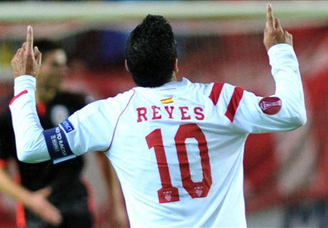 Match Report: Sevilla 3-1 Standard Liege